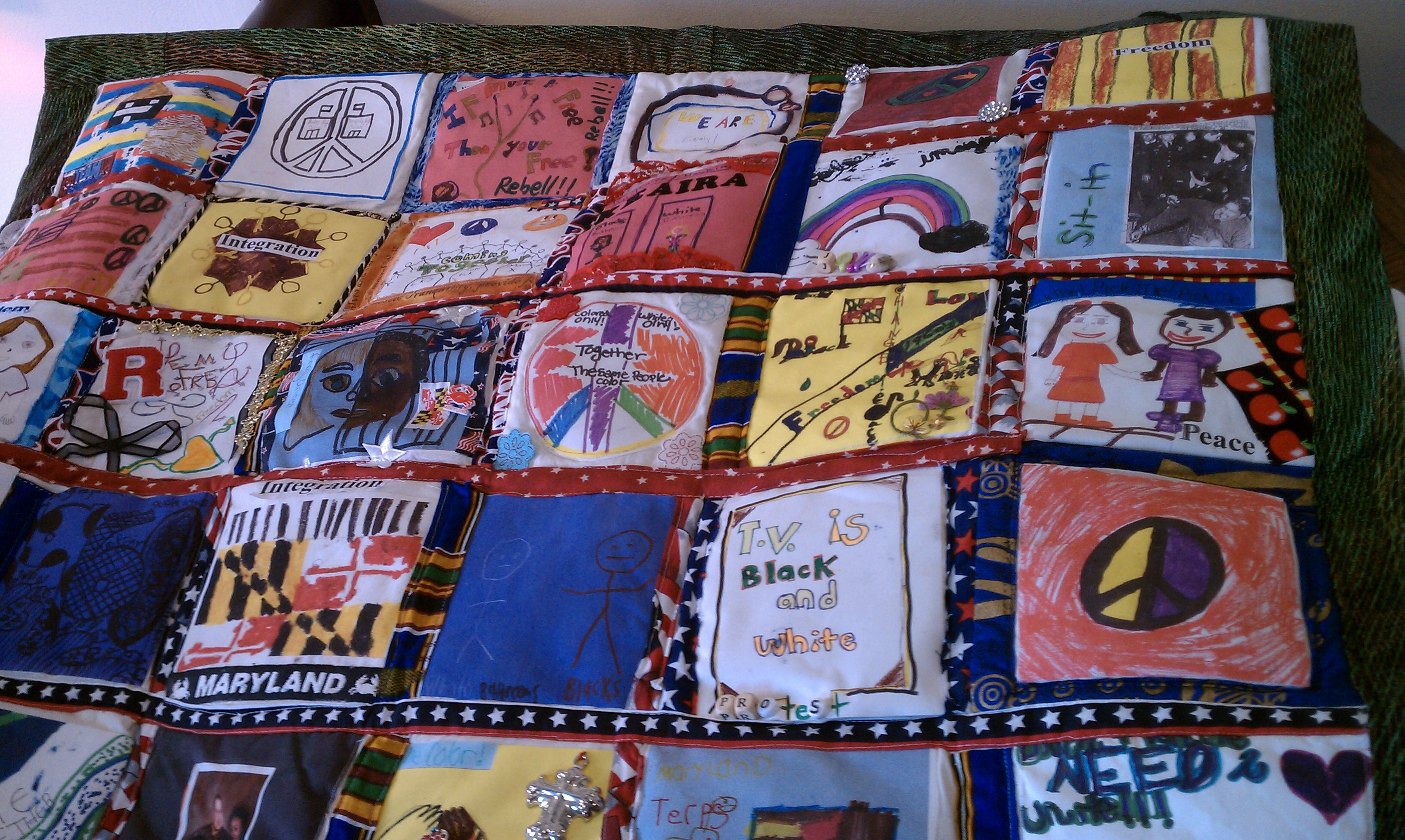 History Of Quilting. History Of Quilts And Slavery. History Of ... : history of quilts in america - Adamdwight.com