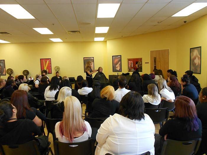 Empire Beauty School Gives Back   Anne Arundel County